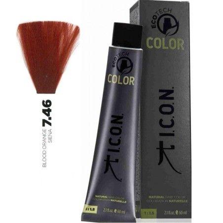 Tinte ICON Ecotech Color Siena 7.46