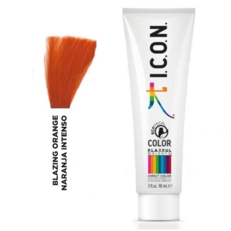 Tinte ICON Playful Brights Naranja Intenso
