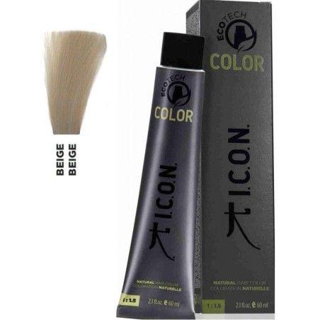 Matizador ICON Ecotech color tono Beige