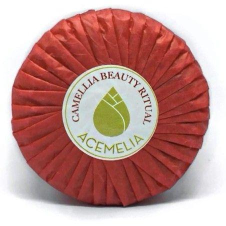 Jabón natural de aceite de camelias - Acemelia