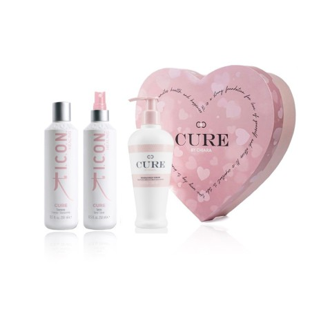 ICON Cure by Chiara Pack : Champú, Serum y Replenishing Spray