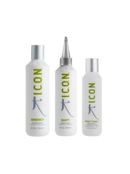 Pack Icon Desintoxicante DETOX Energy + Shift 250ml + Awake 250ml