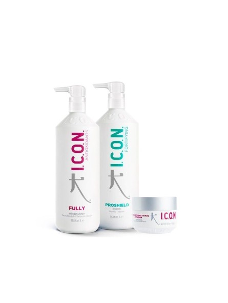 Pack Icon Antioxidants Fully + Proshield + Infusion