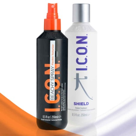 Pack ICON Verano 2015 Beachy Spray + Shield
