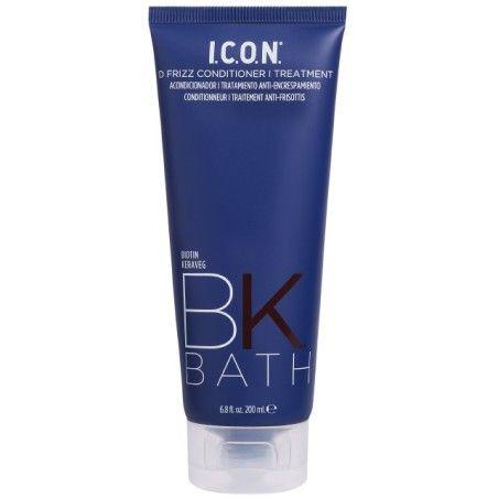 Icon BK Bath Acondicionador Tratamiento Anti Encrespamiento 200ml