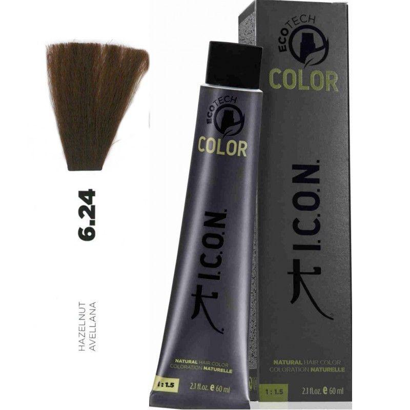Tinte ICON Ecotech Color Avellana 6.24