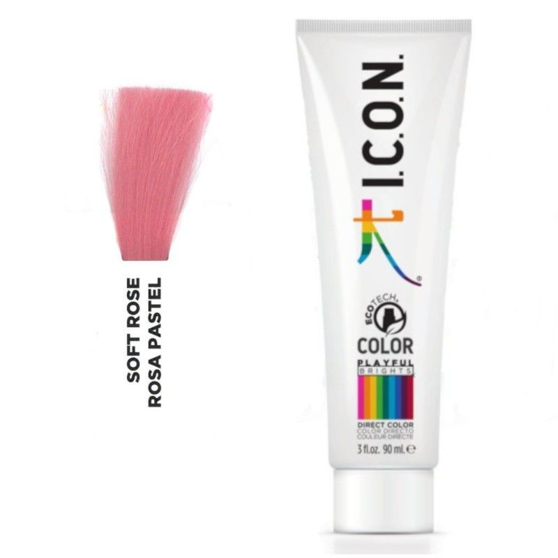 Tinte ICON Playful Brights Rosa Pastel